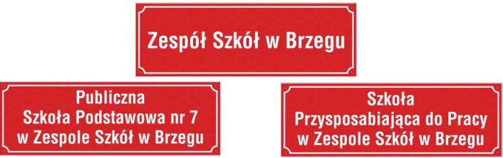 Zespół Szkół Specjalnych W Brzegu